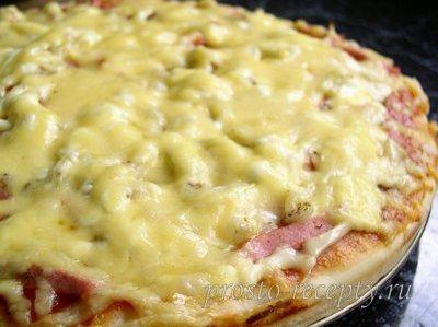 какие есть рецепты пиццы