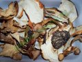 Как приготовить сушеные грибы