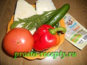 Салат из свежей капусты с курицей – кулинарный рецепт