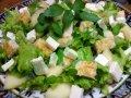 Салат с сыром «Фетакса»