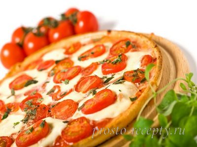 Пицца «Гавайская» - классический рецепт [Блюда на завтрак] » Zalik ... | 300x400