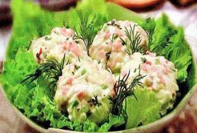 Простые приготовления блюд к праздничному столу